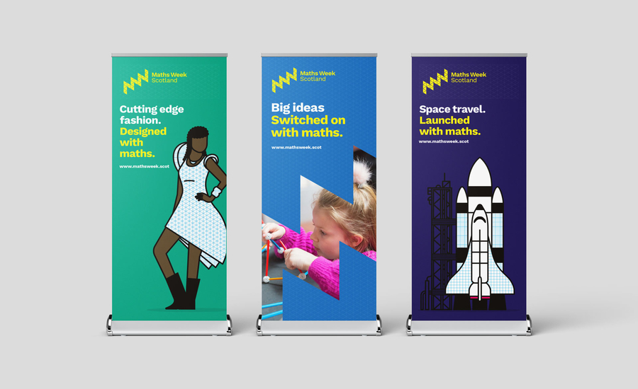 MWS Pull Up Banners